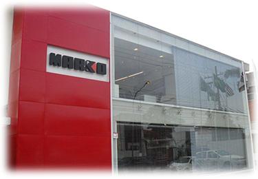 Novo escritório comercial Marko São Paulo