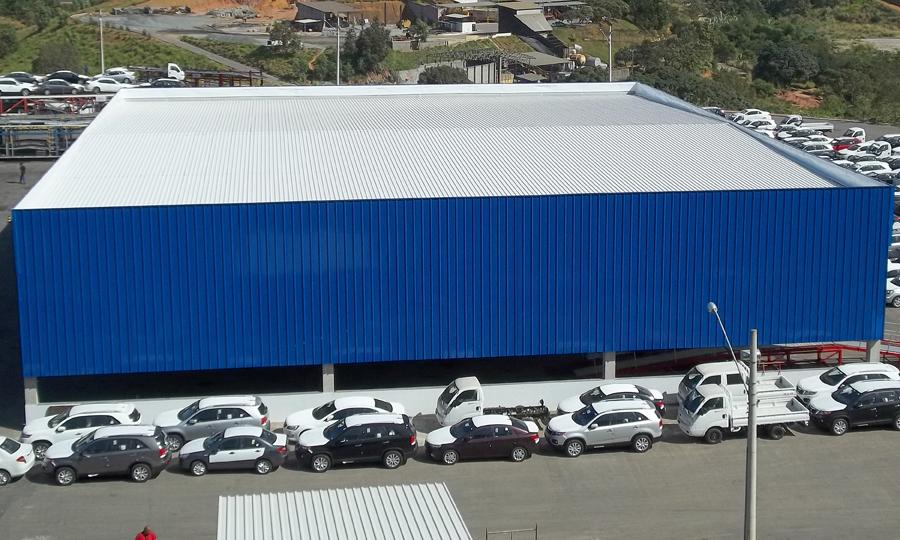Centro de Distribuição Automobilístico Transilva #02