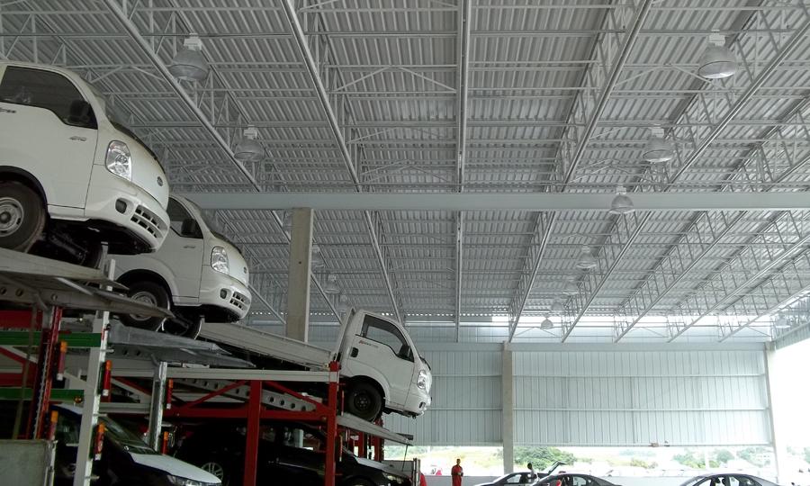 Centro de Distribuição Automobilístico Transilva #01