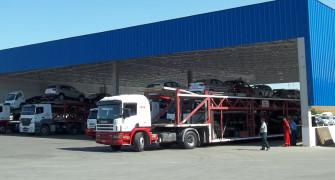 Centro de Distribuição Automobilístico Transilva #03