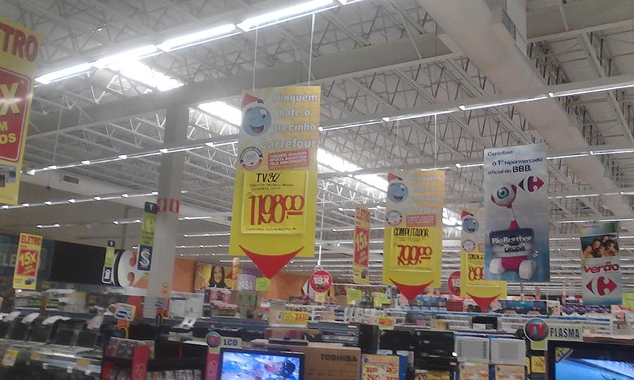 Centro de Distribuição Carrefour Gravatai