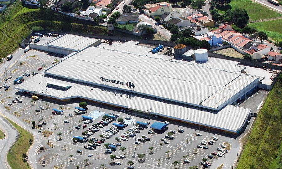 Centro de Distribuição Carrefour Jundiaí