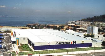 Centro de Distribuição Carrefour Niterói