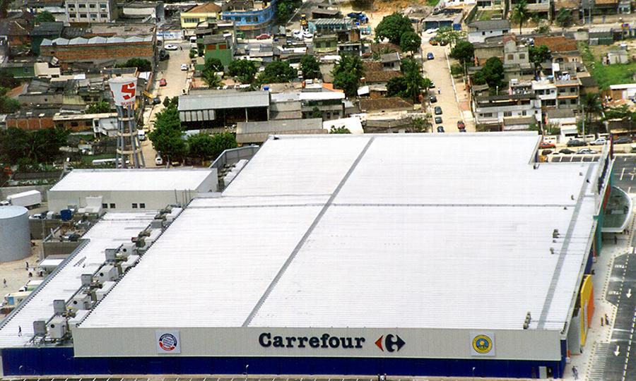 Centro de Distribuição Carrefour Nova Iguaçu