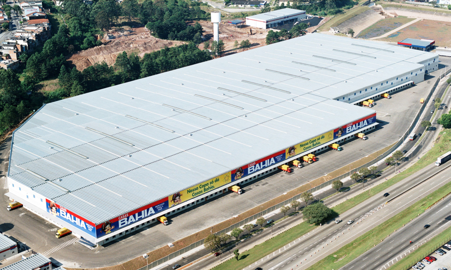 Centro de Distribuição Casas Bahia #02