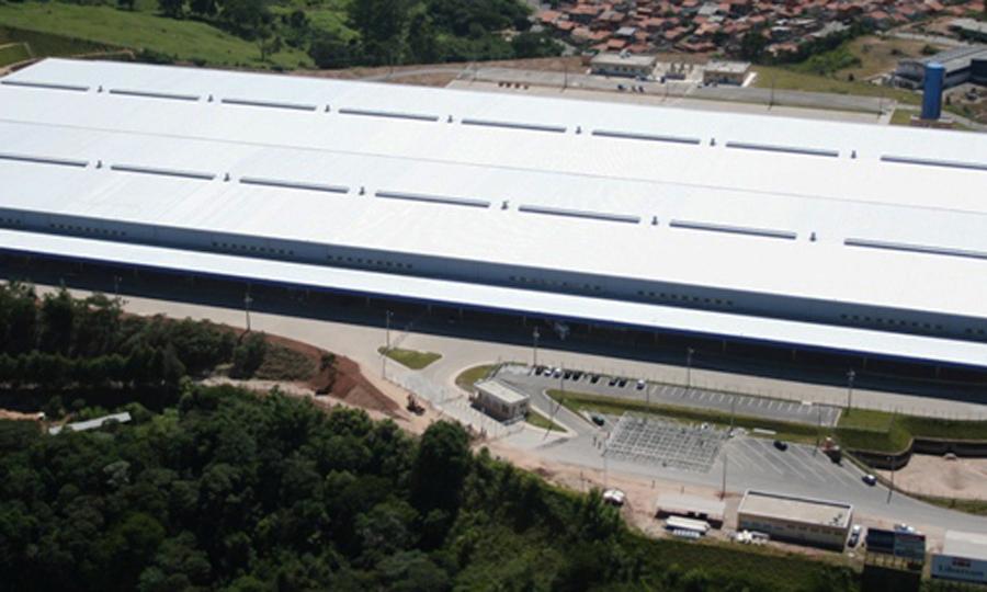 Centro de Distribuição Cisnes #02