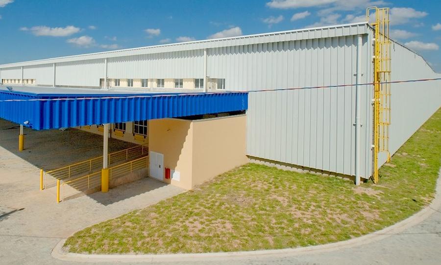 Centro de Distribuição Cisnes #03