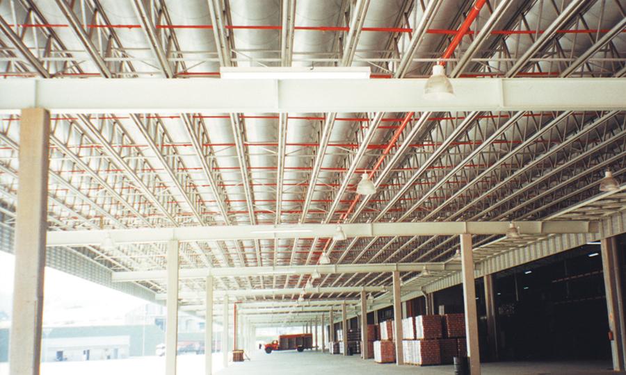 Centro de Distribuição Coca Cola #02