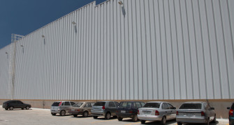 Centro de Distribuição Hines Belfod Roxo #02