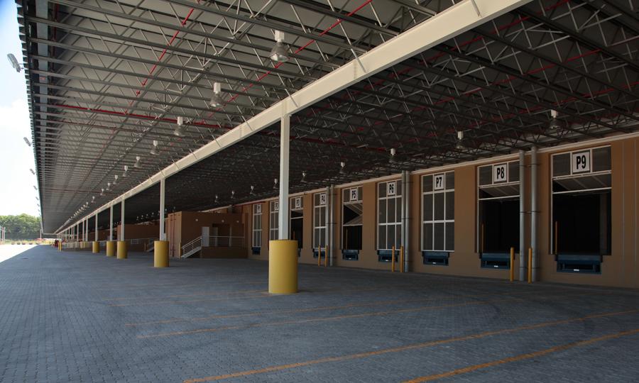 Centro de Distribuição Hines Belfod Roxo #01