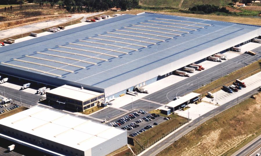 Centro de Distribuição Hines Louveira