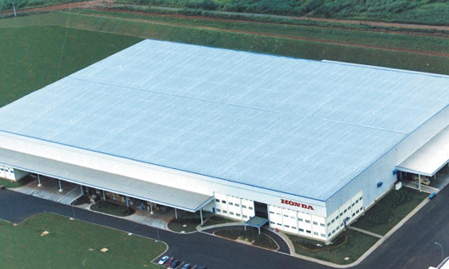 Centro de Distribuição Honda