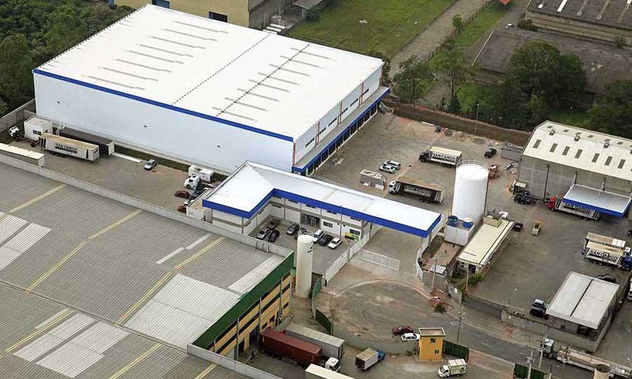 Centro de Distribuição Sancargo