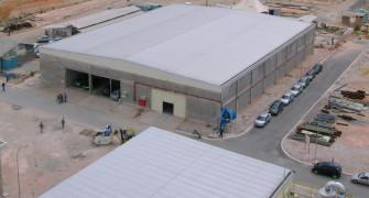 Indústria M&D Warehouse #07