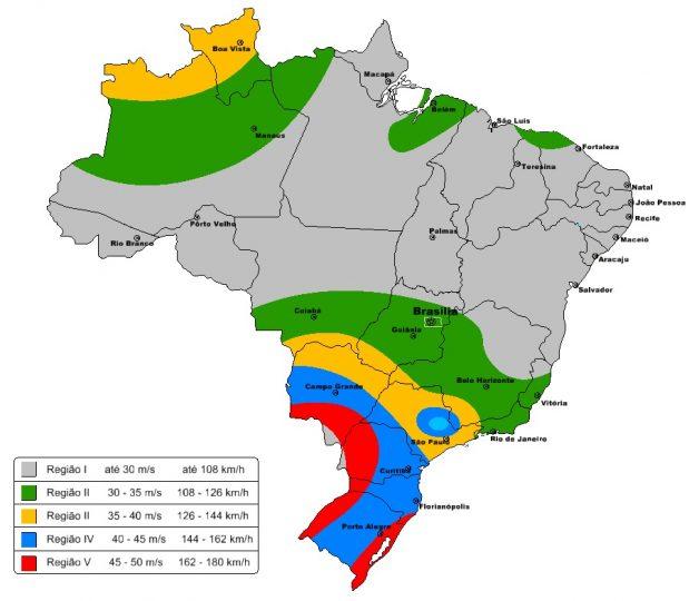 Mapa Isopletas